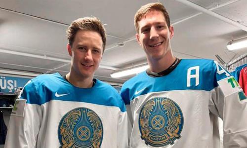 «Никогда не думали». Натурализованные игроки сборной Казахстана выделили особенность матча с Канадой на ЧМ-2021