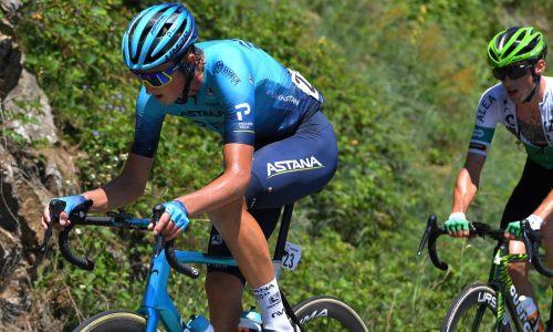 Санчес финишировал четвертым на первом этапе «Тура Окситании»
