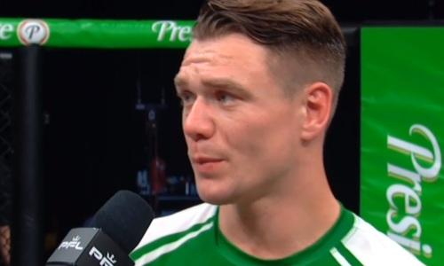 «Чтобы меня вырубить, меня нужно убить!». Экс-боец UFC сделал заявление после нокаута Армана Оспанова