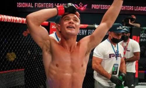 «Гора с плеч». Бывший боец UFC отметил важность победы над Арманом Оспановым