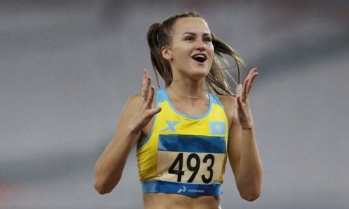 Легкоатлетки принесли Казахстану три лицензии на Олимпиаду в Токио