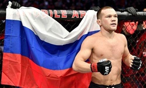 Названы два лучших бойца ММА в России