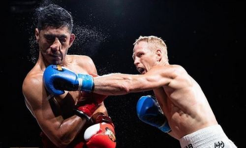 Непобежденный казахстанский боксер получил в соперники мексиканца с 22 боями