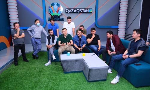 Стали известны комментаторы ЕВРО-2020 на казахстанском телевидении