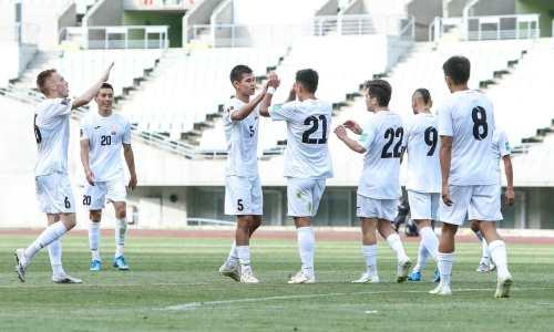 Футболисты клубов КПЛ помогли сборной Кыргызстана одержать самую крупную победу в истории