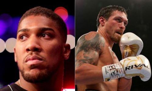 «Он лучше как боксер». Непобежденный супертяж назвал фаворита боя Усик — Джошуа