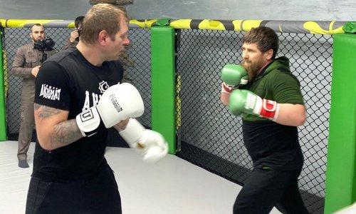 Рамзан Кадыров ответил на вопрос про бой с Александром Емельяненко