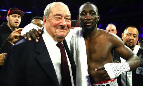 «Не уважает его». Бывший чемпион мира призвал Кроуфорда уйти от Арума