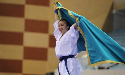 Казахстанская каратистка завоевала лицензию на Олимпийские игры в Токио