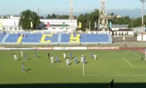 Видеообзор матча Премьер-Лиги «Жетысу» — «Каспий» 0:1