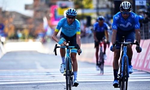 Родригес пробился на пьедестал третьего этапа «Тура Окситании»