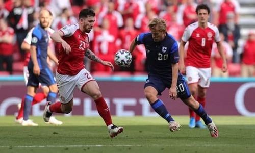 Матч ЕВРО-2020 прерван после того, как игрок потерял сознание. Ему делали массаж сердца прямо на поле