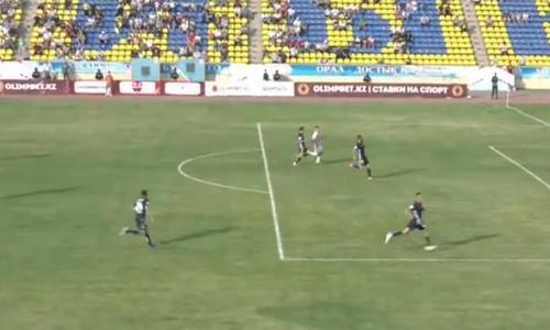 Видеообзор матча Премьер-Лиги «Акжайык» — «Ордабасы» 0:1