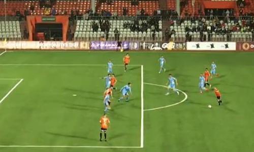 Видеообзор матча Премьер-Лиги «Шахтер» — «Кызыл-Жар СК» 0:1