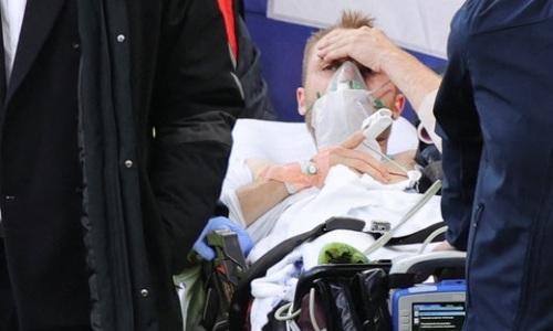 Эриксен сам попросил игроков сборной Дании продолжить матч прямо с больничной койки