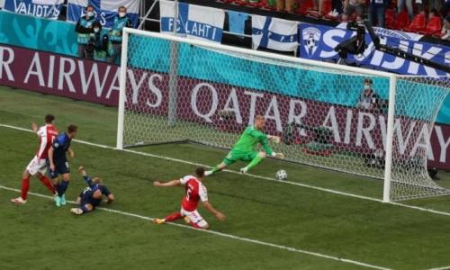 Дания сенсационно проиграла Финляндии после трагедии с Эриксеном на ЕВРО-2020
