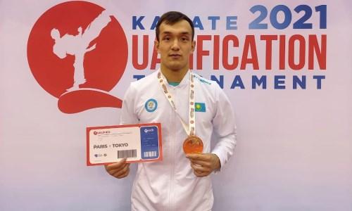 Казахстан завоевал 70-ю лицензию на Олимпиаду в Токио