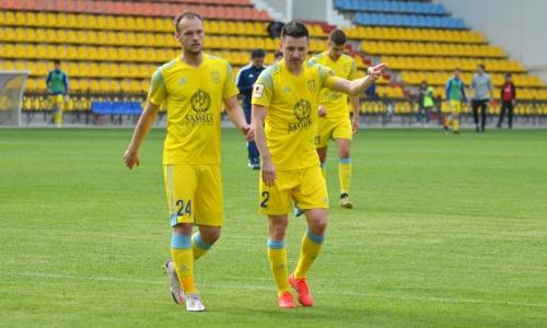 «Позволим себе рискнуть». Российское СМИ выбрало прогноз на матч «Астана» — «Тобол»