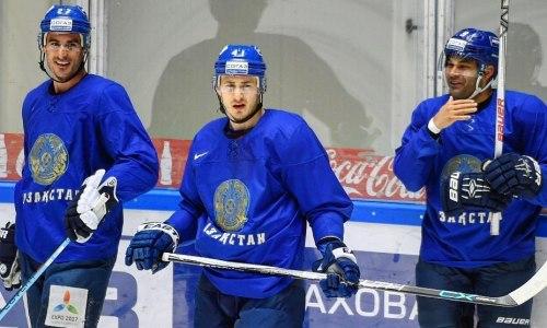 Средний Диц и рекордный Даллмэн. ТОП-10 хоккеистов сборной Казахстана из дальнего зарубежья