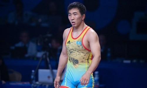 Объявлен состав сборной Казахстана по вольной борьбе на Олимпиаду в Токио