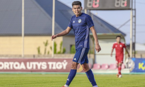 Полузащитник «Ордабасы» вошел в ТОП-7 рекордсменов своего клуба