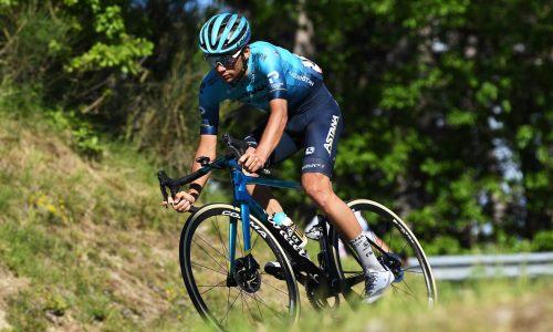 Собреро стал третьим по итогам «Тура Словении»