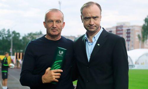 Бывший наставник «Астаны» стал лучшим тренером европейского чемпионата в мае