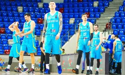 Сборная Казахстана проиграла Иордании в отборе на Кубок Азии-2021