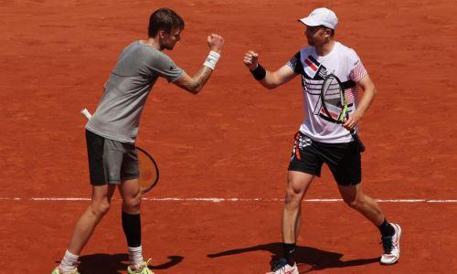 Казахстанские теннисисты совершили взлет в рейтинге ATP после выхода в финал «Ролан Гаррос»