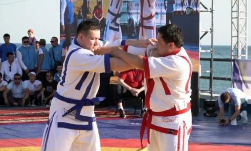 Определились победители республиканского турнира по қазақ күресi в Актау