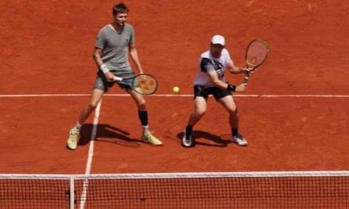 Казахстанский теннисист подытожил выступление в финале «Ролан Гаррос» и обратился к Бублику