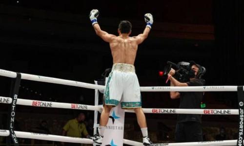 Чертовски классного боксера из Казахстана назвали в США