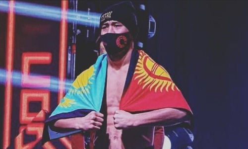Непобежденный файтер из Казахстана дебютирует в EFC на глазах у Хабиба Нурмагомедова