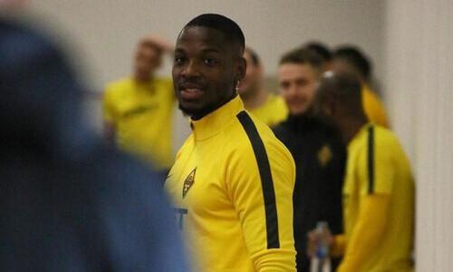 Штрели Мамба сделал первое заявление после перехода из «Кайрата» в немецкий клуб