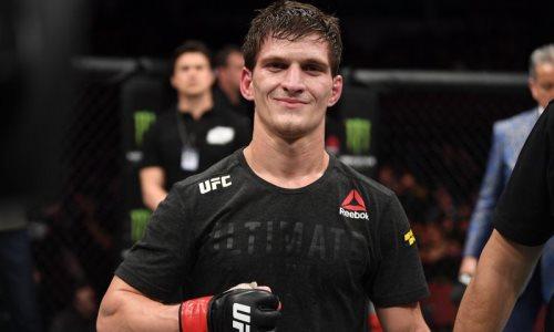 «Как будто вернулся домой». Непобежденный боец UFC отреагировал на теплый прием в Казахстане. Видео