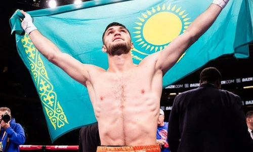 Менеджер обидчика казахстанских боксеров обратился к Али Ахмедову
