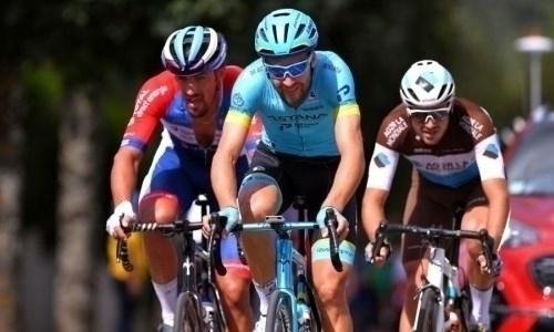 Мартинелли финишировал в десятке лидеров первого этапа «Адриатика-Ионика»