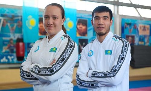 Пять каратистов представят Казахстан на Олимпиаде в Токио
