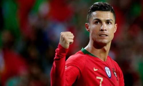 Криштиану Роналду установил исторический рекорд чемпионатов Европы