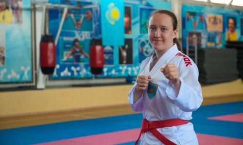«Вложено немало сил и труда». Представительница сборной Казахстана по каратэ высказалась об олимпийской лицензии