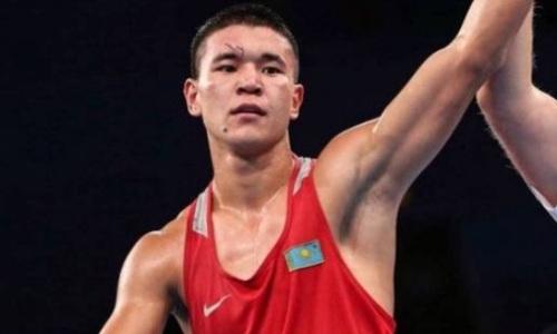 Серебряный призер ЧА-2021 из Казахстана приступил к подготовке перед Олимпиадой в Токио. Видео
