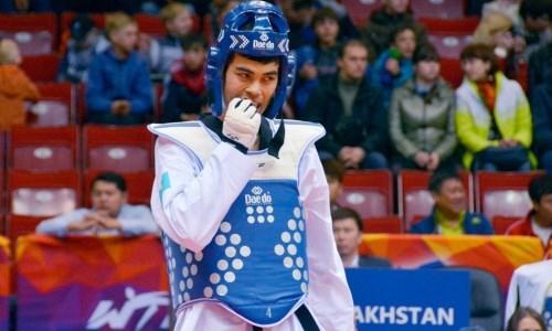 Казахстанский спортсмен стал серебряным призером чемпионата Азии по таеквондо