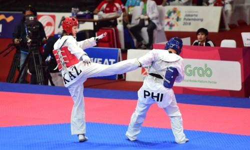 Казахстан завоевал три медали в первый игровой день чемпионата Азии по таеквондо