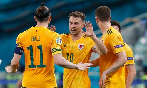 Сборная Уэльса в матче с незабитым пенальти Бэйла одержала победу над Турцией на ЕВРО-2020