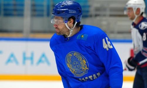 «После игры все были опустошены». Форвард сборной Казахстана о ЧМ-2021, причинах поражения от Норвегии и переходе в «Барыс»