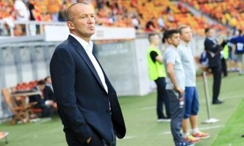 Европейский клуб бывшего наставника «Астаны» одержал 13 победу в чемпионате подряд