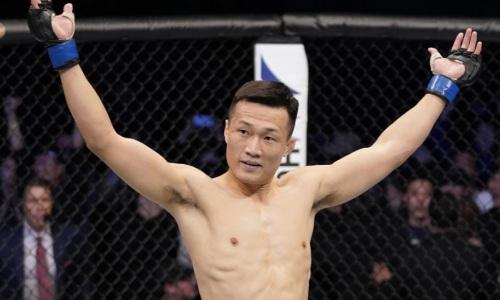 Прямая трансляция турнира UFC on ESPN 25 с главным боем «Корейский зомби» — Дэн Иге
