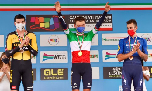 Гонщик «Астаны» стал чемпионом Италии в индивидуальной «разделке»
