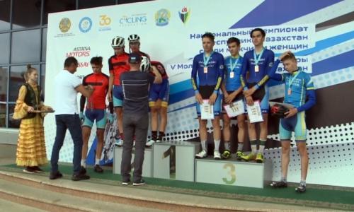 Республиканские соревнования среди велогонщиков проходят в Петропавловске