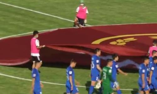 Видеообзор матча Премьер-Лиги «Тобол» — «Жетысу» 2:1